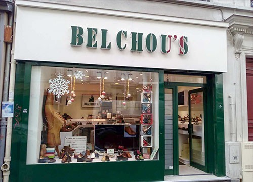 Bel Chou's Paris XI