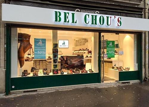 Bel Chou's Paris XVIII