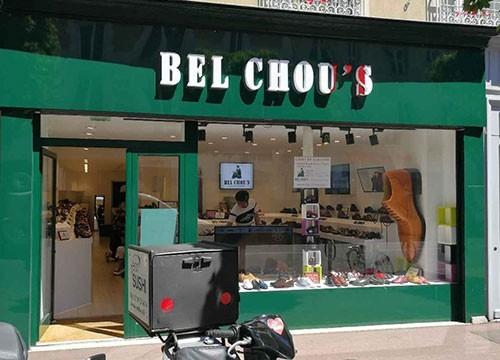 Bel Chou's Saint-Germain-En-Laye