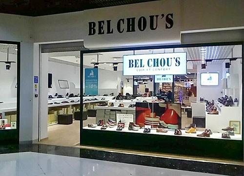 Bel Chou's Centre Commercial Bois Sénart