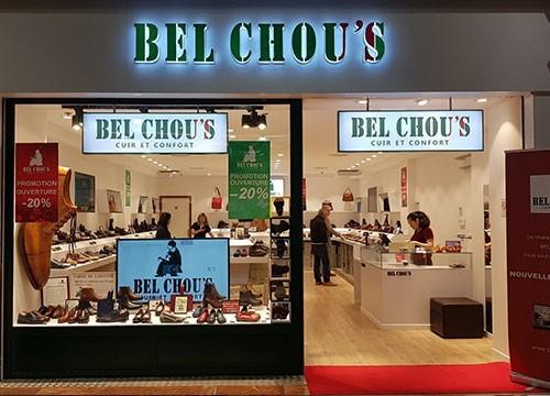 Bel Chou's Centre Commercial Bel Est