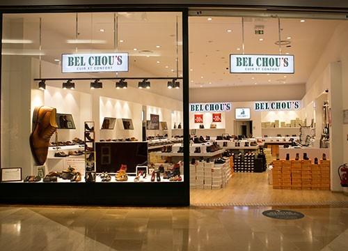 Bel Chou's Centre Commercial Côté Seine