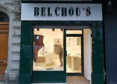 Bel Chou's Paris XIX