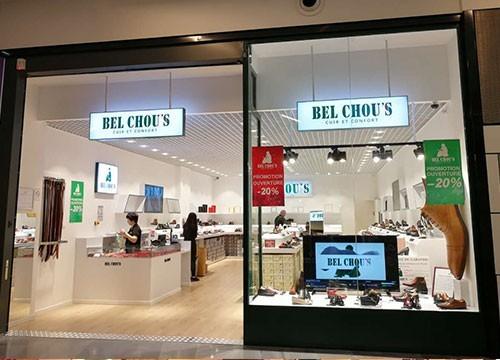 Bel Chou's Centre Commercial Qwartz