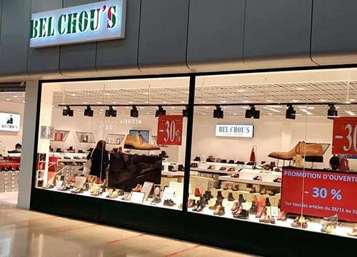 Bel Chou's Centre Commercial Pince Vent